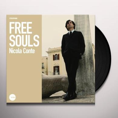 Nicola Conte FREE SOULS Vinyl Record