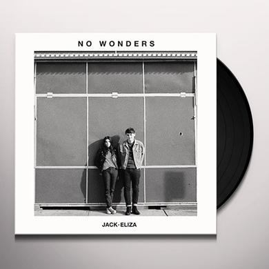 Jack & Eliza NO WONDERS Vinyl Record - 10 Inch Single