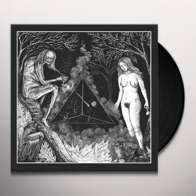 Black Monolith PASSENGER Vinyl Record