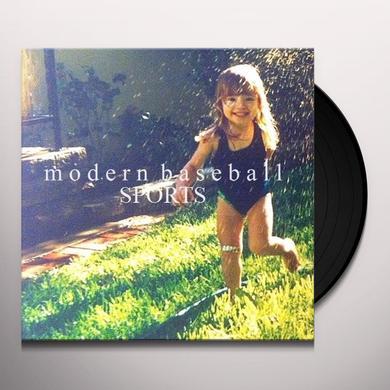 Modern Baseball SPORTS Vinyl Record