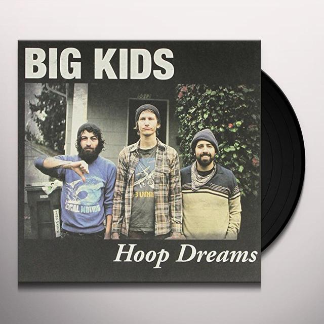 Big Kids HOOP DREAMS Vinyl Record