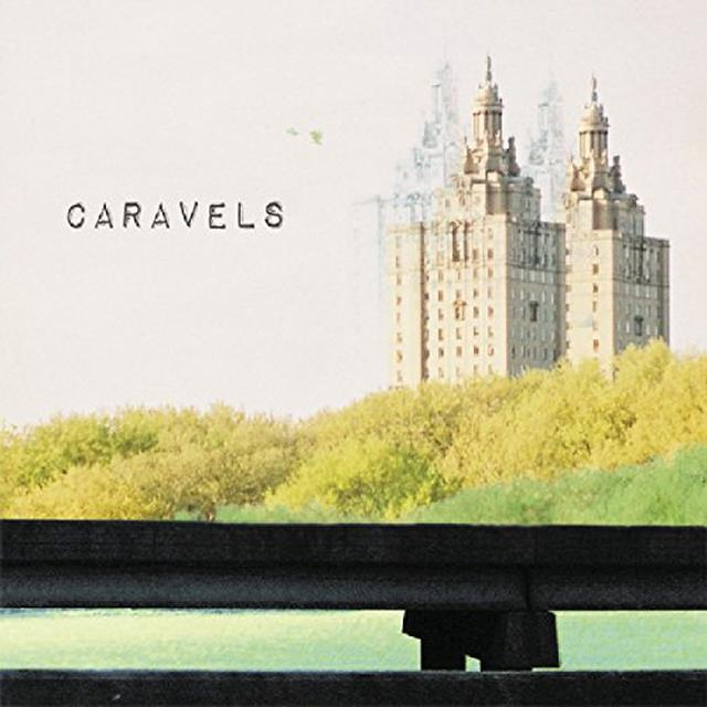 Caravels DREAM BEAVER B/W GIRTH IMPRESSION Vinyl Record