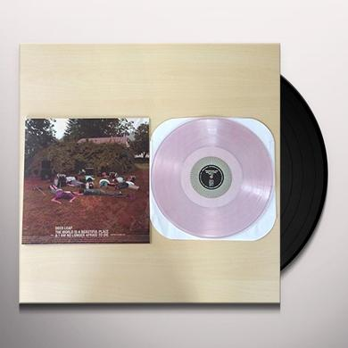 Deer Leap / World Is A Beautiful Place SPLIT Vinyl Record