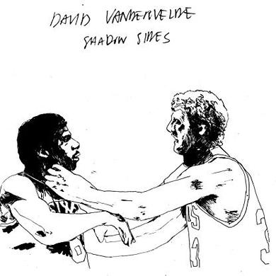 David Vandervelde SHADOW SIDES Vinyl Record