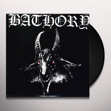 BATHORY Vinyl Record - Limited Edition