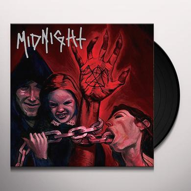 Midnight NO MERCY FOR MAYHEM Vinyl Record