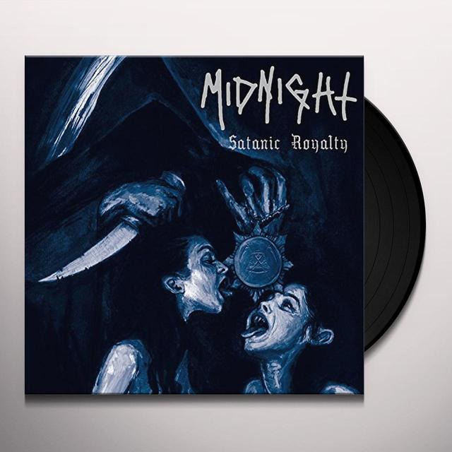 Midnight SATANIC ROYALTY Vinyl Record