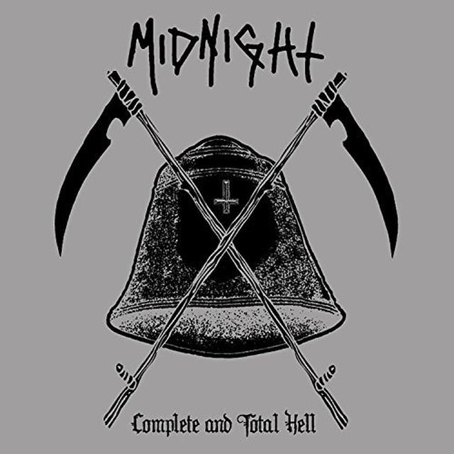 Midnight COMPLETE & TOTAL HELL Vinyl Record