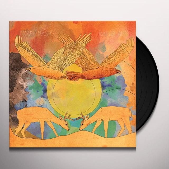 Israel Nash RAIN PLANS Vinyl Record