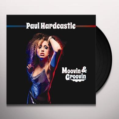 Paul Hardcastle MOOVIN & GROOVIN Vinyl Record