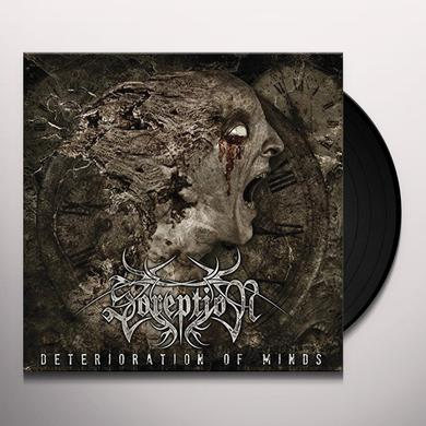 Soreption DETERIORATION OF MINDS Vinyl Record