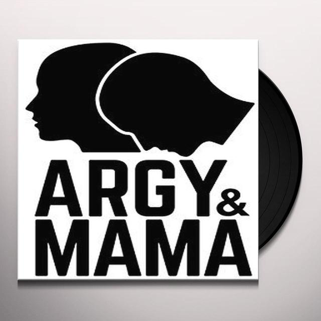 Argy & Mama RECLUSE (EP) Vinyl Record