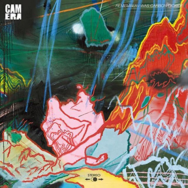 Camera REMEMBER I WAS CARBON DIOXIDE Vinyl Record - w/CD