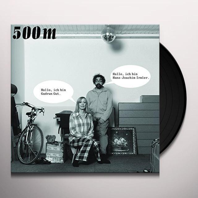 Gut Und Irmler 500M Vinyl Record