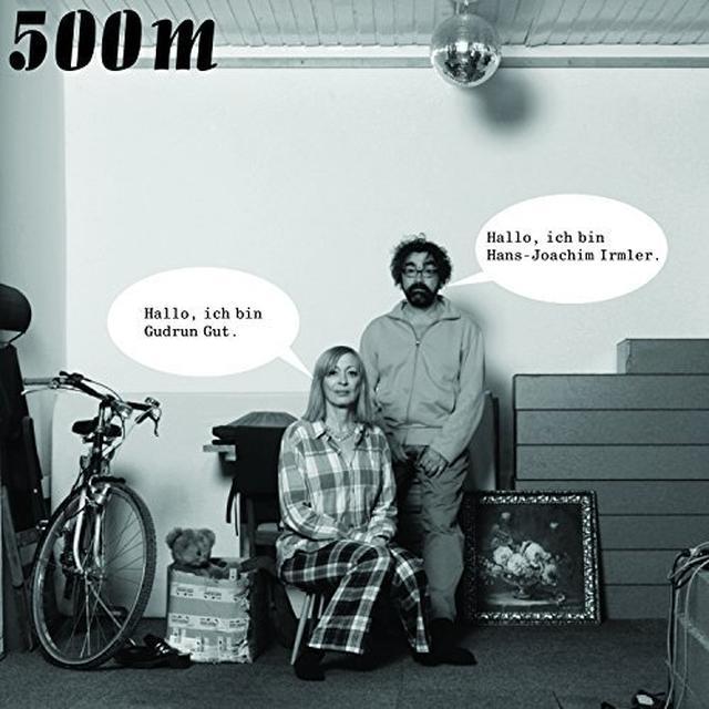 Gut Und Irmler 500M Vinyl Record - w/CD