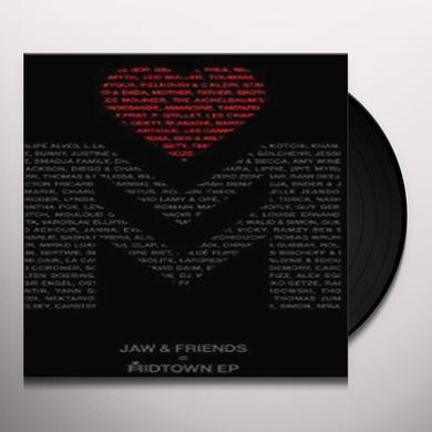 Jaw & Friends MIDTOWN (EP) Vinyl Record