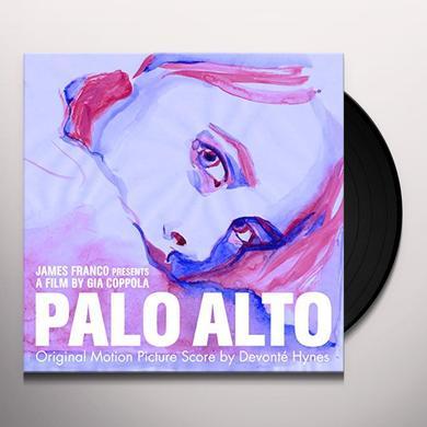 Devonte (Dlcd) (Ogv) Hynes PALO ALTO (SCORE) / O.S.T. Vinyl Record