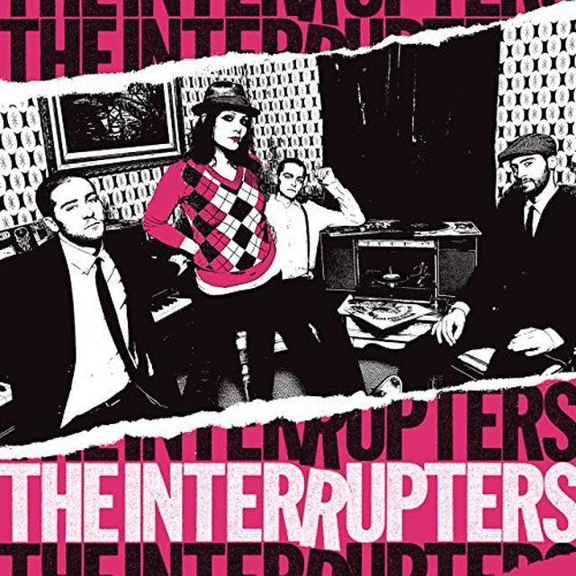 INTERRUPTERS Vinyl Record - w/CD