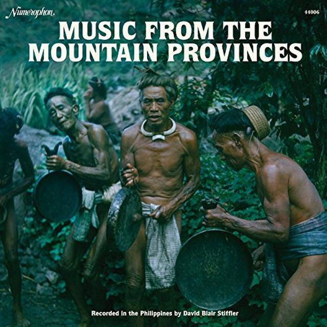 MUSIC FROM THE MOUNTAIN PROVINCES / VARIOUS Vinyl Record