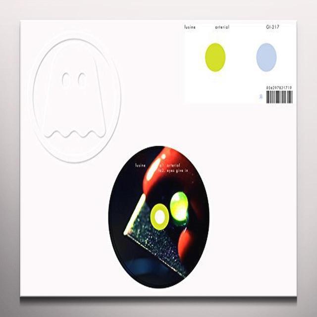 Lusine ARTERIAL Vinyl Record - 10 Inch Single, Colored Vinyl