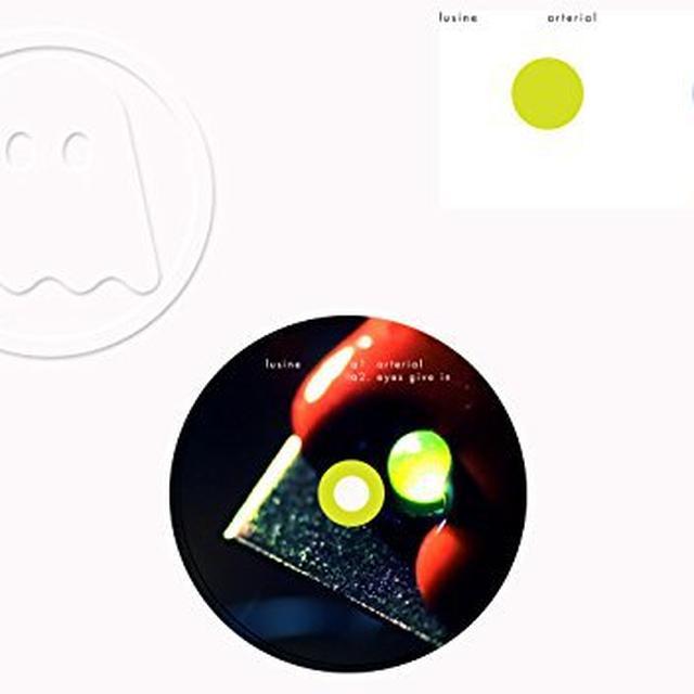 Lusine ARTERIAL Vinyl Record