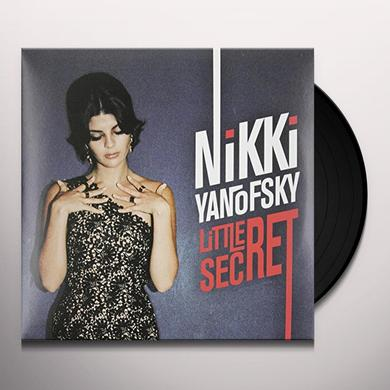 Nikki Yanofsky LITTLE SECRET Vinyl Record
