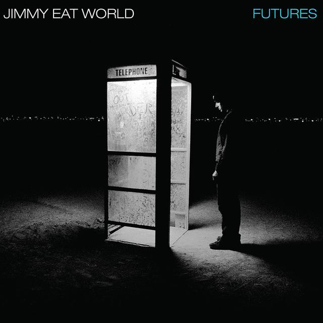 Jimmy Eat World FUTURES   (BONUS TRACK) Vinyl Record - Blue Vinyl, Blue Vinyl, Gatefold Sleeve, 180 Gram Pressing