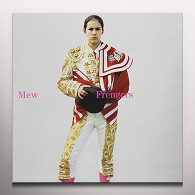 Mew FRENGERS (BONUS TRACKS) Vinyl Record - Gatefold Sleeve, Red Vinyl, Limited Edition, 180 Gram Pressing