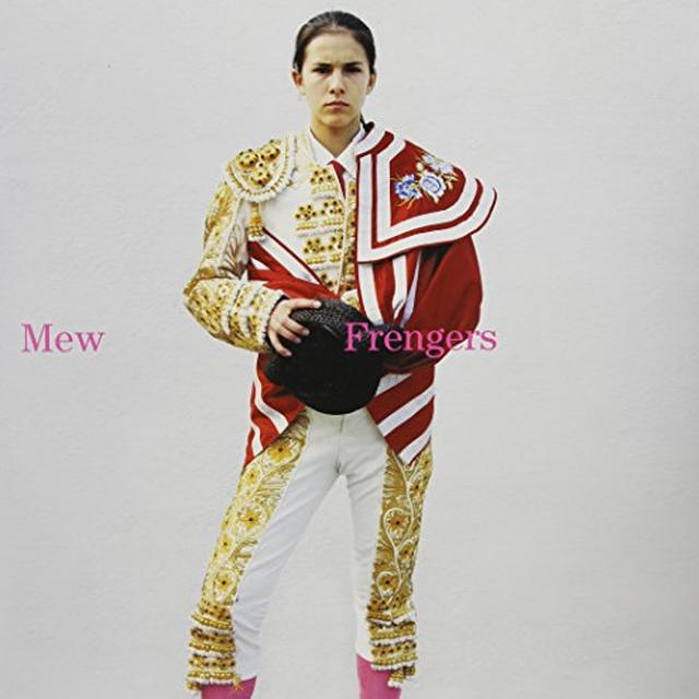 Mew FRENGERS (BONUS TRACKS) Vinyl Record - Gatefold Sleeve, Red Vinyl, Limited Edition, 180 Gram Pressing
