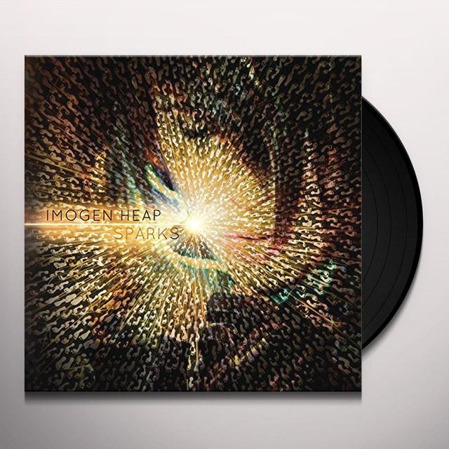 Imogen Heap SPARKS Vinyl Record - UK Import