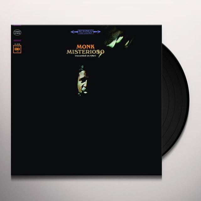 Thelonious Monk MISTERIOSO Vinyl Record - Holland Import