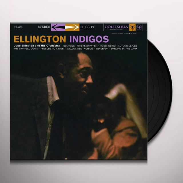 Duke Ellington INDIGOS Vinyl Record - Holland Import