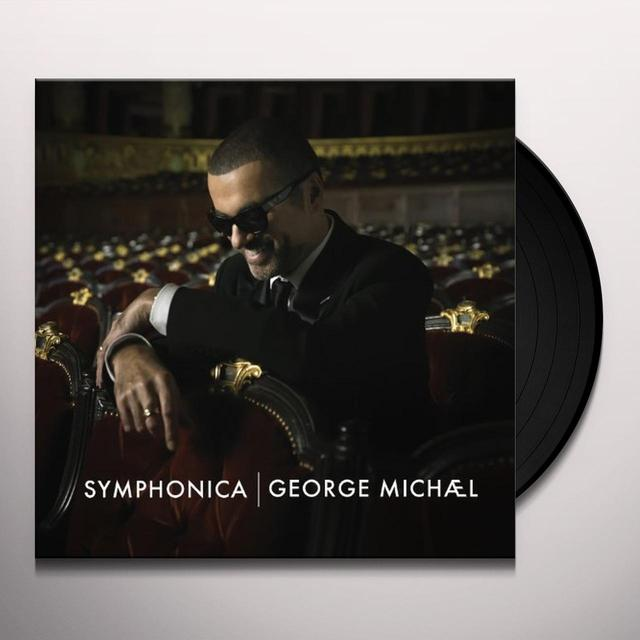 George Michael SYMPHONICA Vinyl Record - Holland Release