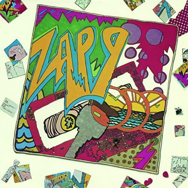 Zapp I Vinyl Record - Holland Import