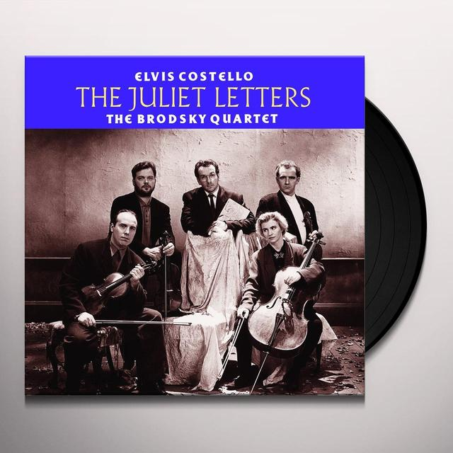 Elvis Costello JULIET LETTERS Vinyl Record - Holland Import