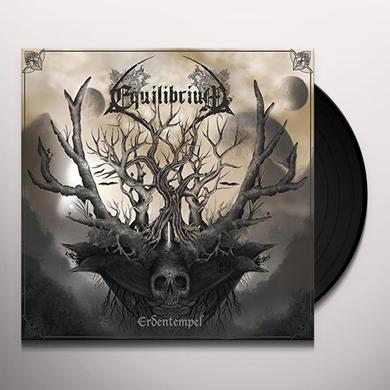 Equilibrium ERDENTEMPEL: WHITE PRESSING Vinyl Record