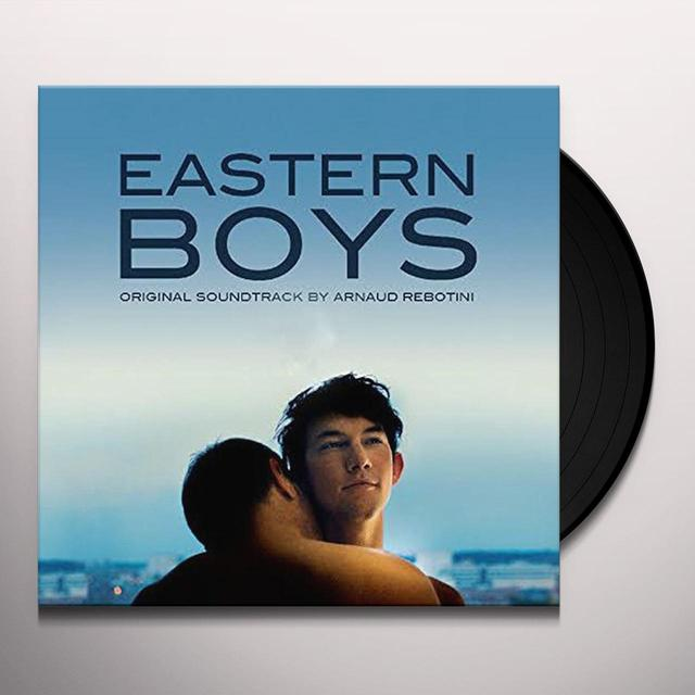 Arnaud Rebotini EASTERN BOYS SOUNDTRACK Vinyl Record - UK Import