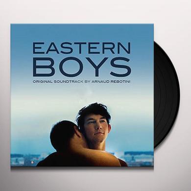 Arnaud Rebotini EASTERN BOYS SOUNDTRACK Vinyl Record - UK Import