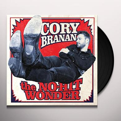 Cory Branan NO-HIT WONDER Vinyl Record