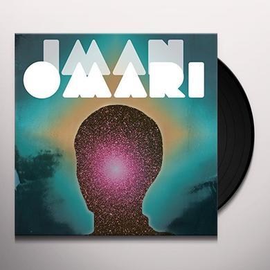 Iman Omari ENERGY Vinyl Record