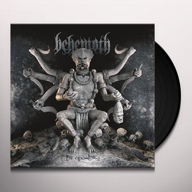 Behemoth APOSTASY Vinyl Record