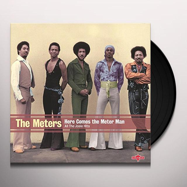 Meters HERE COMES THE METER MAN Vinyl Record