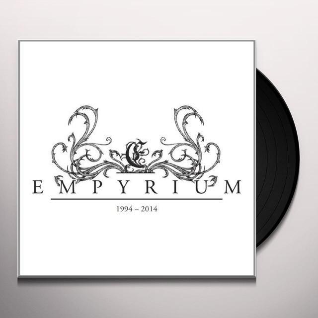 Empyrium 1994-2014 Vinyl Record