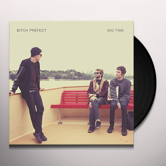 Bitch Prefect BIG TIME Vinyl Record