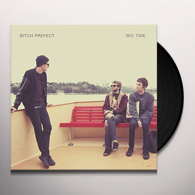 Bitch Prefect BIG TIME Vinyl Record - Digital Download Included