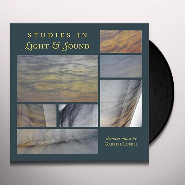 STUDIES IN LIGHT & SOUND: CHAMBER MUSIC / VAR Vinyl Record