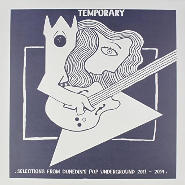 TEMPORARY: SELECTIONS DUNEDIN'S POP 2011-14 / VAR Vinyl Record