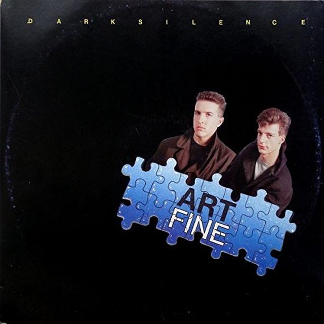 Art Fine DARK SILENCE Vinyl Record