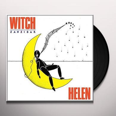 Helen WITCH / ZANZIBAR Vinyl Record