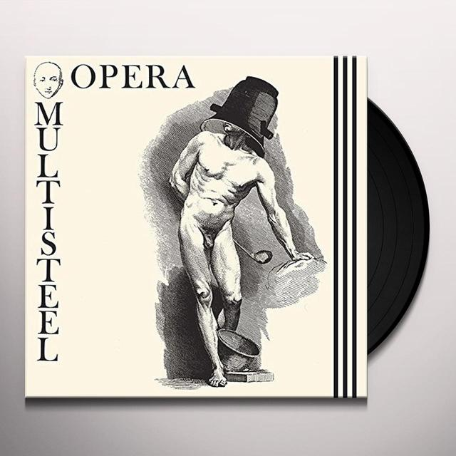OPERA MULTI STEEL Vinyl Record